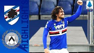 Goals from antonio candreva and ernesto torregrossa helped complete a comeback win for sampdoria after rodrigo de paul's opener udinese | serie timthis...