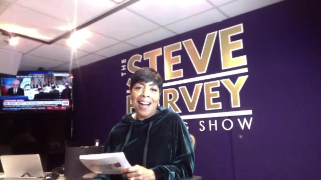 Strawberry Letter Youtube.Steve Harvey Morning Show Strawberry Letter Live 1 26 18