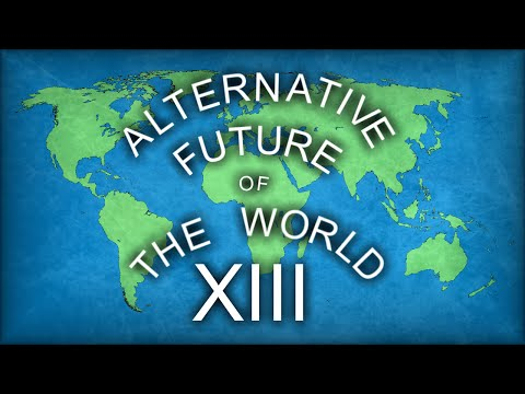 "Alternative Future of the World: Episode XIII: ""Problems in subcontinent"""