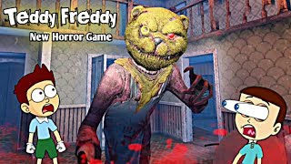 Teddy Freddy in Door Escape - Android Game | Shiva and Kanzo Gameplay