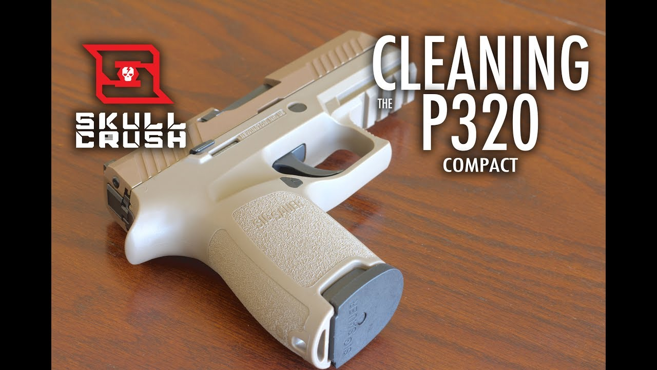 Sig Sauer P320 Compact Post Voluntary Upgrade Review – S C  Inc