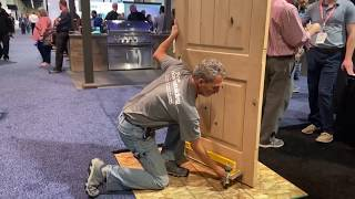 Hang Heavy Doors Easily with Door Stud