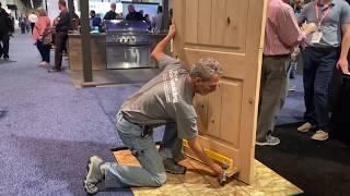 Hang Heavy Doors Easily with Door Stud