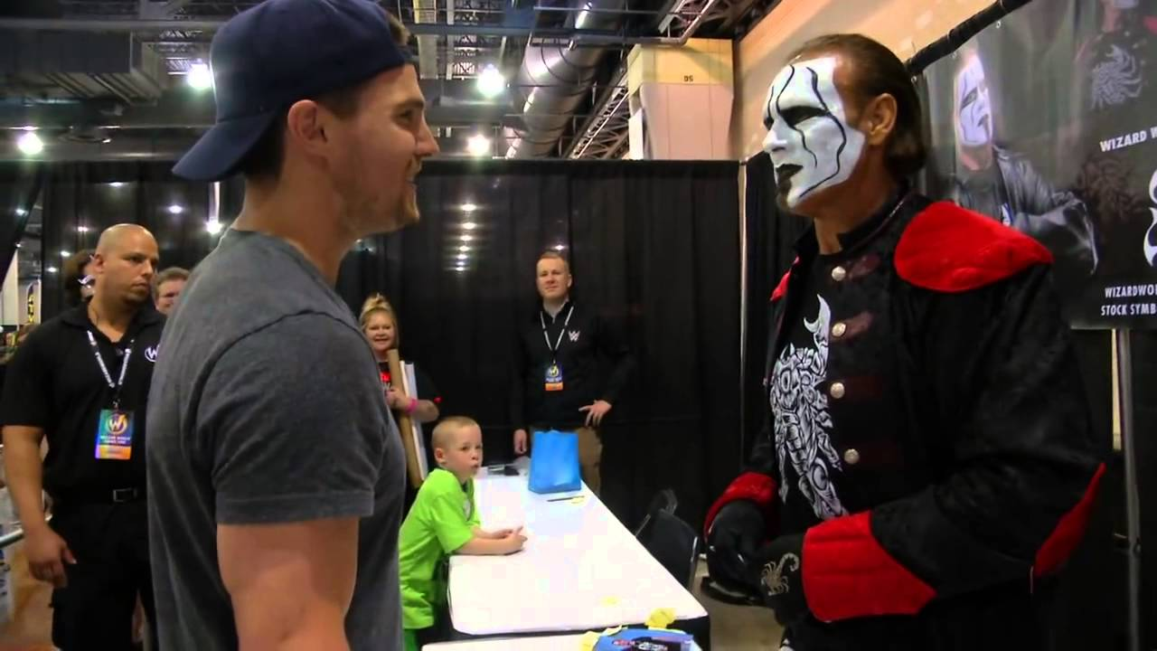 sting meet and greet