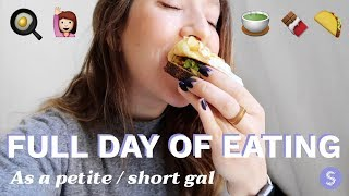 WHAT I EAT IN A DAY | How To Track Macros