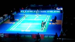 mixed doubles final all england 2014