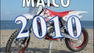 2010 Maico Motorcycles