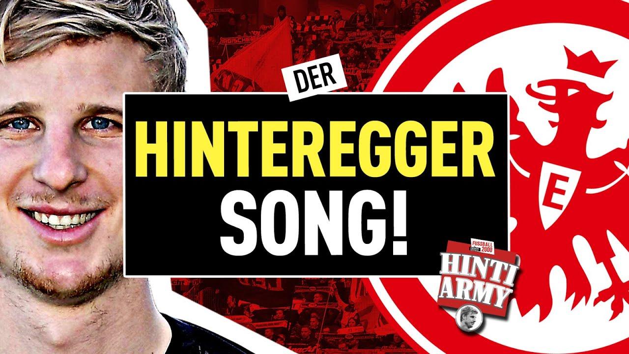 Der Hinteregger Song Hinti Army Now Fussball 2000 Der Eintracht Frankfurt Videopodcast