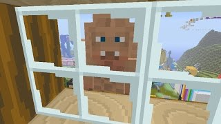 Minecraft Xbox - Quest To Clean The Windows (178)