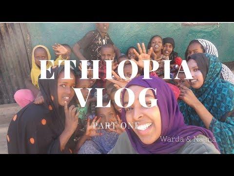 ETHIOPIA TRAVEL VLOG PART 1