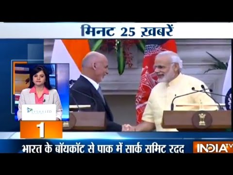 Ankhein Kholo India | 29th September, 2016 - India TV