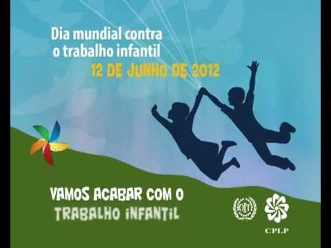 Dia Mundial Contra O Trabalho Infantil Youtube