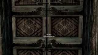 Skyrim (Покоритель Обливиона) #10 - Дверь, которая шепчет