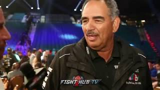 ABEL SANCHEZ FEELS CRAWFORD IS ABOVE LOMACHENKO IN RANKINGS BUT GOLOVKIN IS STILL NUMBER ONE