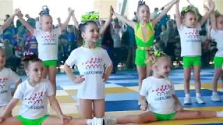 видео Федерация черлидинга и спортивных танцев
