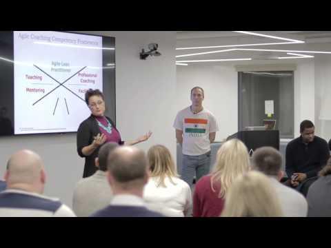 What is an Agile Coach? Lyssa Adkins & Simon Powers