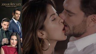 Por Amar Sin Ley 2 - Capítulo 44: Nancy y Carlos se dejan llevar por el momento - Televisa