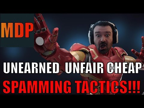 DSP Gaming Playing Marvel vs. Capcom Infinite In A Nut Shell Part 13