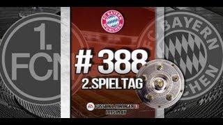 Fussball Manager 13 Lets Play - #388 - 2.Spieltag - 1.FC Nürnberg | ᴴᴰ