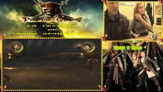 (EP.4) PIRATAS DEL CARIBE: La Leyenda De Jack Sparrow (CO.OP) PS2 / 2.0