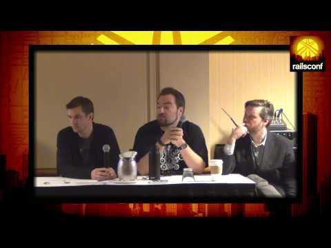 RailsConf 2014 - Panel Discussion: The Future of Rails Jobs