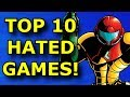 TOP 10 Games I Used To HATE!