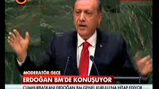 erdoğan bm genel kurulu nda konuştu