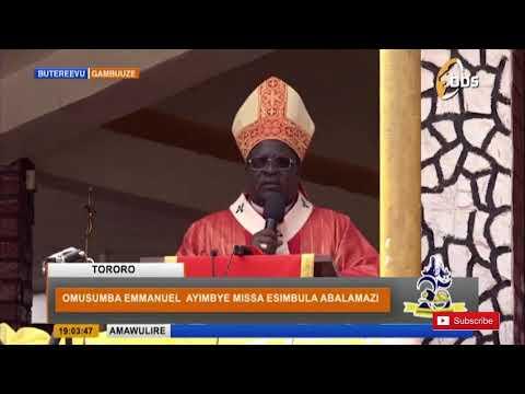 Omusumba Emmanuel Ayimbye Miss...