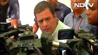 NDTV से बोले Rahul Gandhi- Party चुनेगी अध्यक्ष, मैं प्रक्रिया में शामिल नहीं