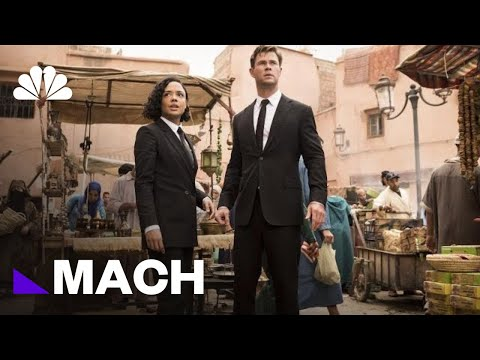 'Men In Black: International': Are Aliens Really Out There? | Mach | NBC News