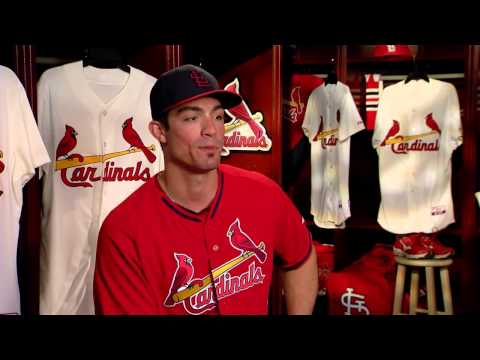 St. Louis Cardinals players try to name three Michael Jackson songs
