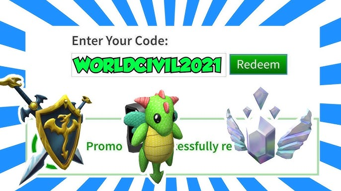 Free download Robux Promo Codes 2020 2021 Not Expired