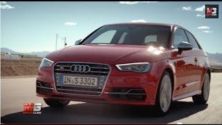 Audi S3 2013 - test drive
