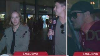 DDM habló con Lopilato y Bublé en su regreso al país luego de la enfermedad de Noah