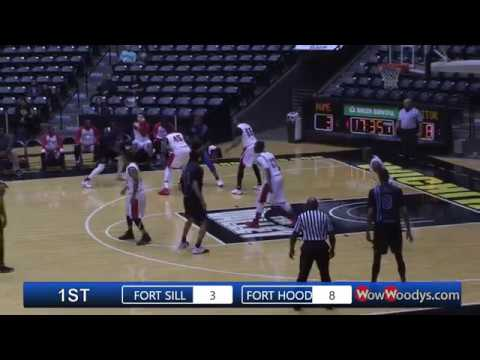 GAME 1 FORT SILL VS FORT HOOD 23 April 2017 09 47 03 AM