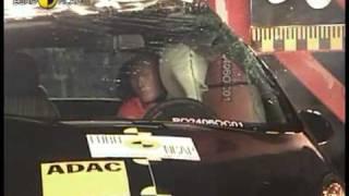 Краш тест Opel Corsa 2006 (E-NCAP ADAC)