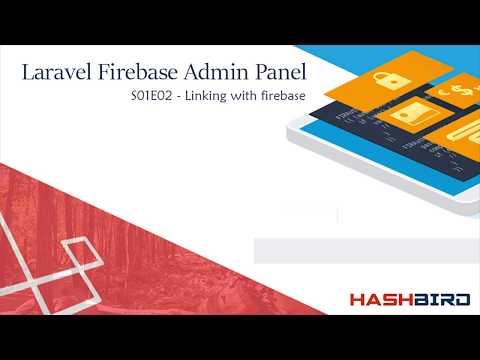 Laravel-Firebase Admin Panel