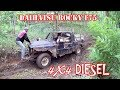 Logging Truck Diesel 4x4 Daihatsu Rocky  Full Power