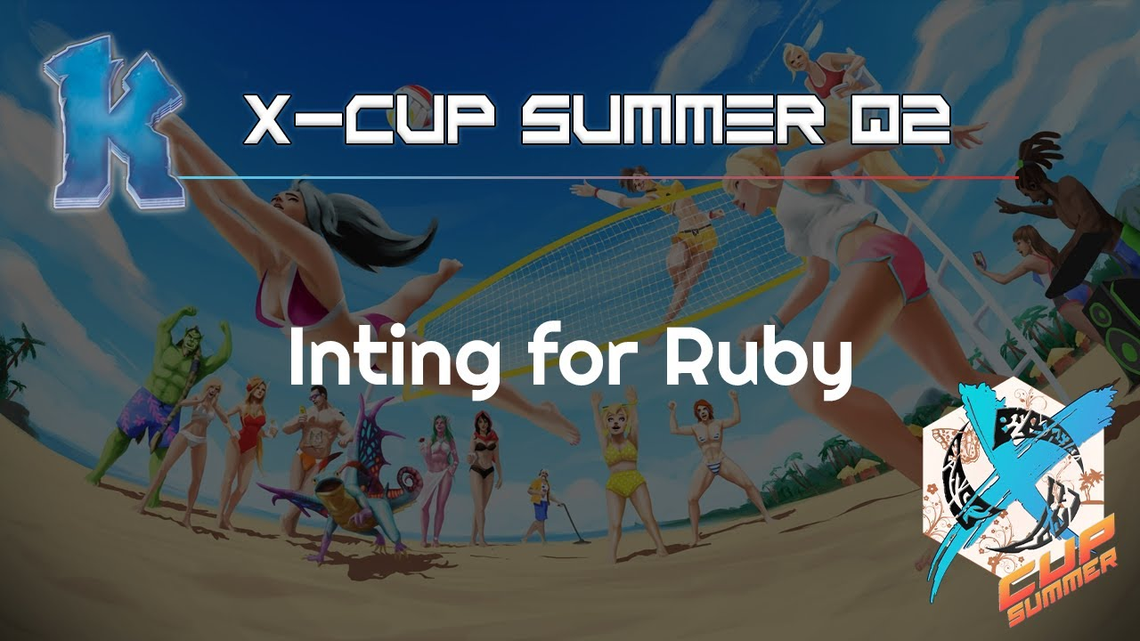 X-Cup Summer Q2 - Early Round - Heroes of the Storm 2021