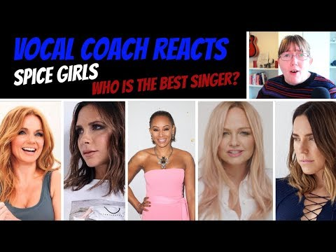 Who Is The Best Singer? Spice Girls