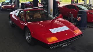 Ferrari Tour de Jylland 2014