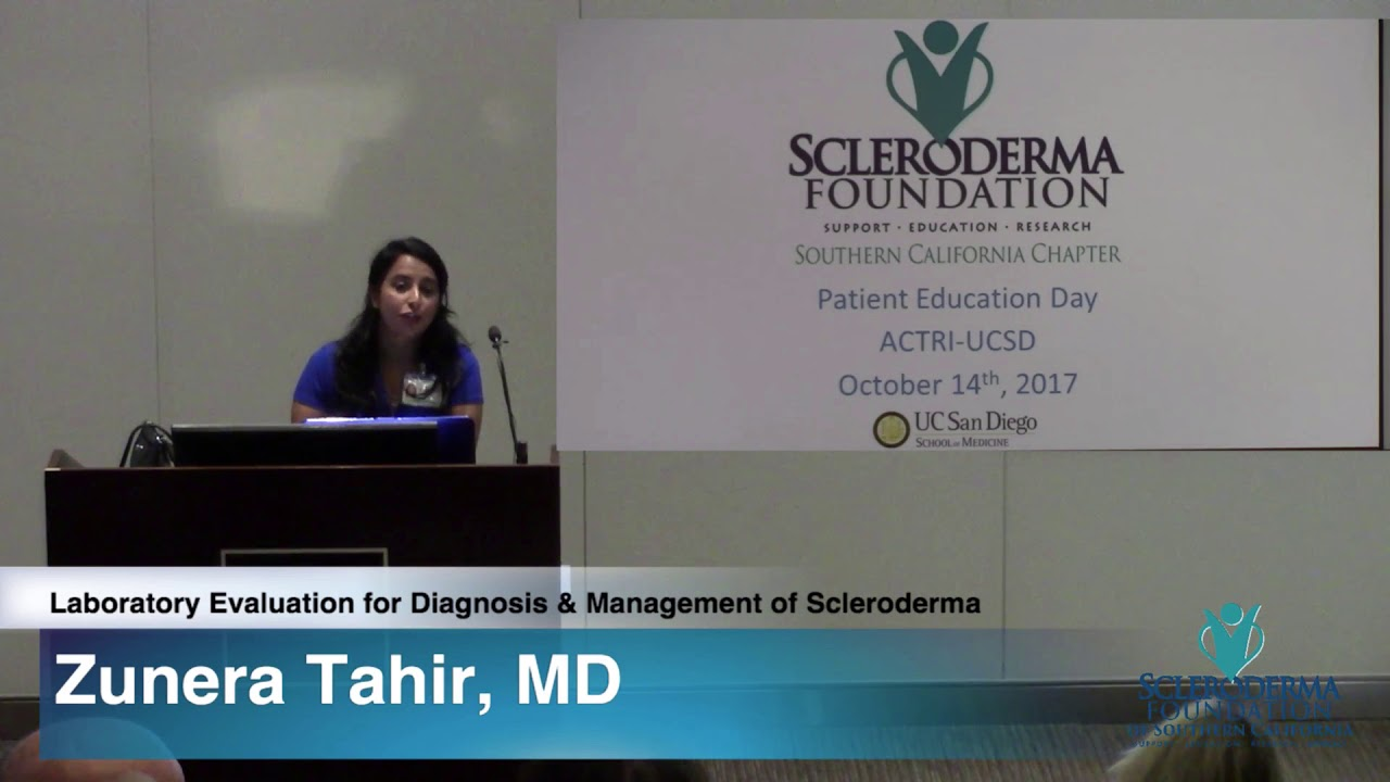 Video Links - Scleroderma Foundation