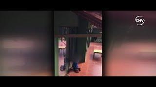 Video muestra castigo a menor en jardín infantil de Huechuraba - CHV Noticias