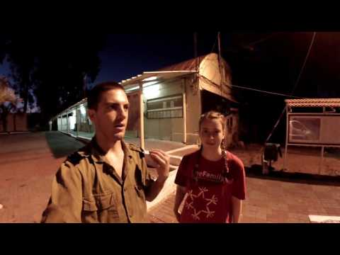 Volunteering In The IDF With Sar-El - Day 4