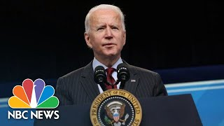Biden Holds Memorial For 500,000 U.S. Covid Deaths | NBC News