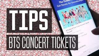 TIPS ON HOW TO BUY BTS TICKETS | Pre-order MAP OF SOUL: Persona!