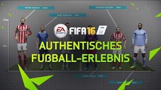 FIFA 16 Gameplay Features: Authentisches Fußball-Erlebnis