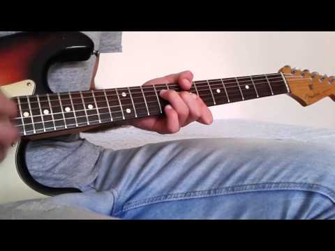 May This Be Love (Jimi Hendrix) Cover - Rhythm Guitar