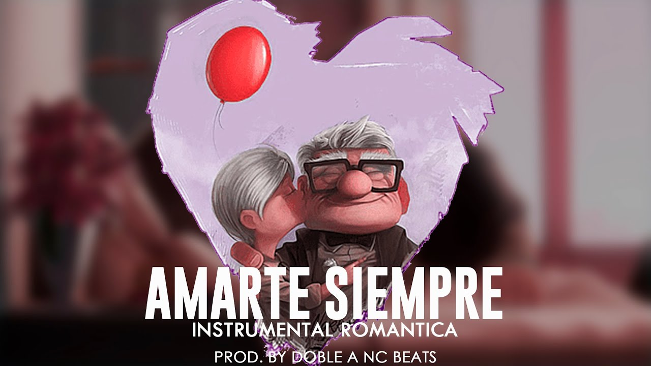 Amarte Siempre - Beat Instrumental Rap Romantico Piano   Base de Rap Uso Libre - Doble A nc Beats