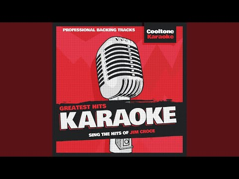 Operator (That's Not The Way It Feels) (Originally Performed By Jim Croce) (Karaoke Version)...